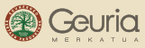 Geuria Merkatua logo