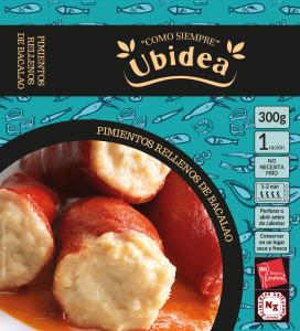 """Platos cocinados Ubidea, elaborados """"con cariño"""""""