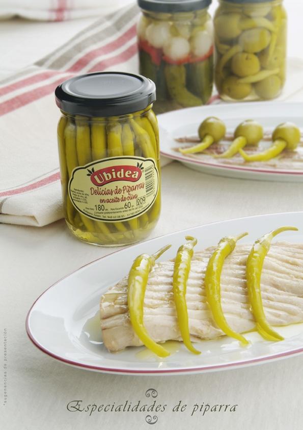 Platos cocinados Ubidea, elaborados