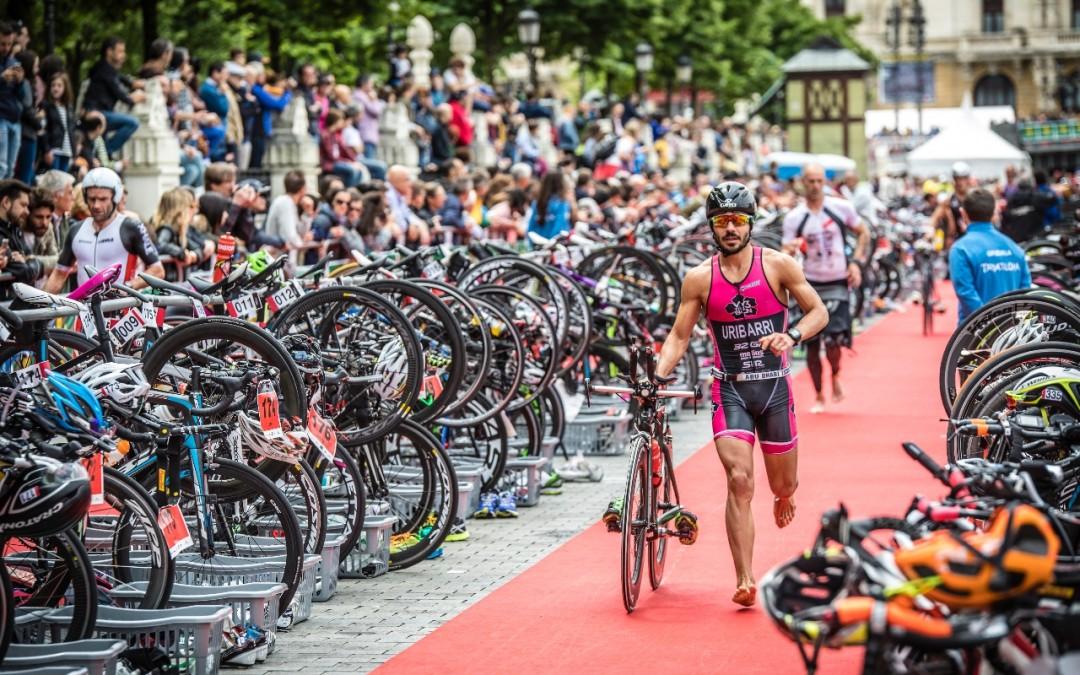 Bilbao Triathlon, repleta de novedades