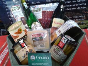 Oparitu Euskal Herriko produktuak, eta zaindu maite duzun hori